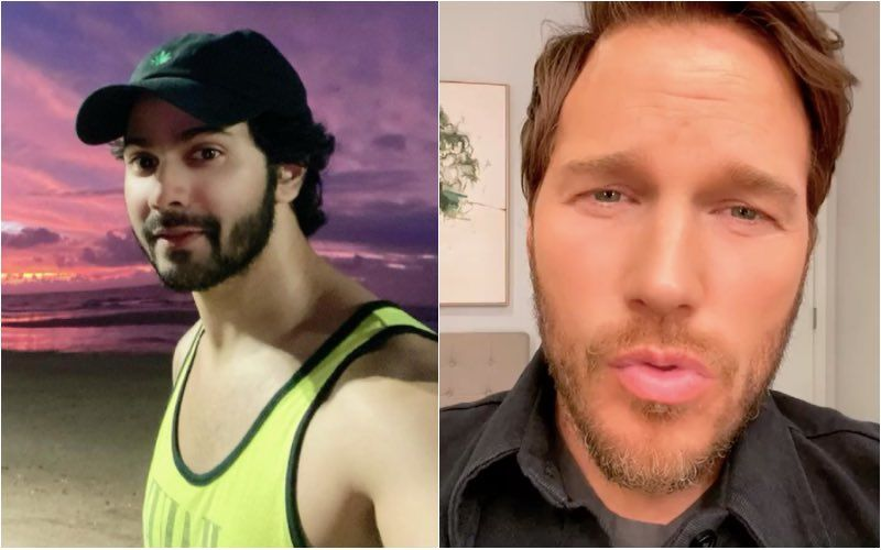 Guardians Of The Galaxy Star Chris Pratt Flawlessly Pulls Off 'Chalti Hai Kya 9 Se 12' Signature Step; We Are Thanking Varun Dhawan For It — VIDEO