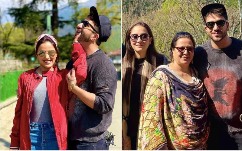 Bigg Boss 14's Jasmin Bhasin Talks About Spending Time With Aly Goni And His Family: 'It's Always Fun To Be Around Family, Friends And The People You Love'