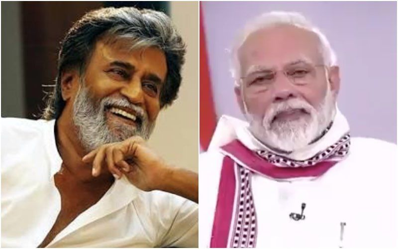 Rajinikanth Birthday Special: Legend Extends His Thank You To PM Narendra Modi For His Warm Birthday Wish
