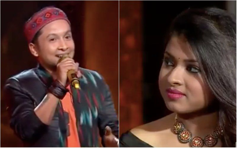 Indian Idol 12: Pawandeep Rajan's Fans Are Furious Over Makers Discrimination Against Him; Arunita Kanjilal Called Out For Her Behaviour Towards Him