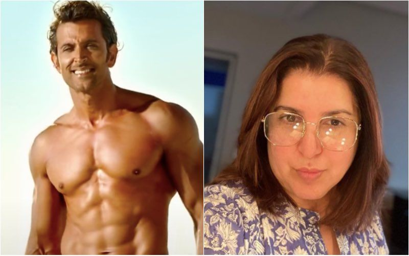 Hrithik Roshan Goes Shirtless For Latest Photoshoot; Farah Khan Calls Him 'Greek God' And We Totally Agree — See Pic