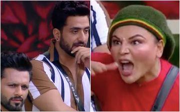 Bigg Boss 14 Feb 12 SPOILER ALERT: It's Rakhi Sawant Vs Aly Goni And Rahul Vaidya As She Bets Big Time To Enter The Finale Week – VIDEO