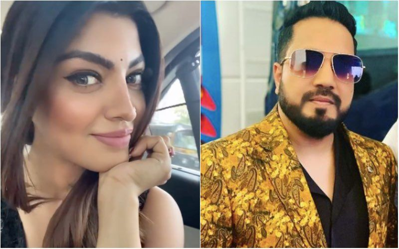 Akanksha Puri Lauds Mika Singh For His 'Much Needed Reply' To Kamaal R Khan; Dares KRK To Review His Song