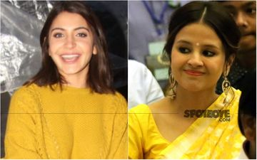 Did You Know Anushka Sharma And Sakshi Singh Dhoni Are School Friends? Their Throwback Pictures Go Viral