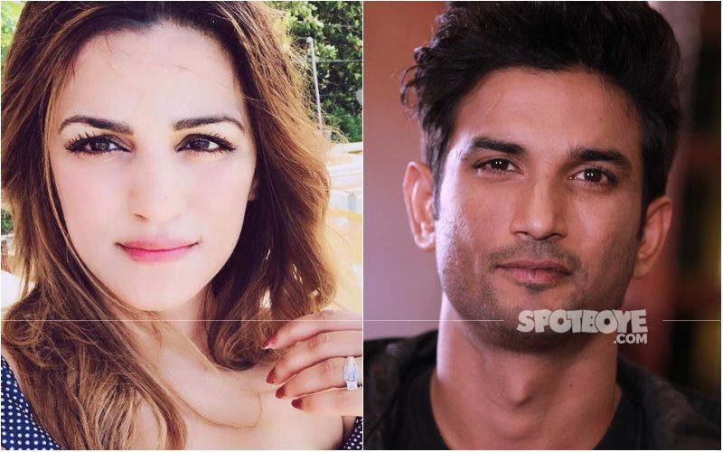 Ahead Of Sushant Singh Rajput Death Anniversary, Sister Shweta Singh Kirti Heads Off To The Mountains For A Month Of Solitude