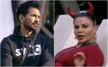 Bigg Boss 14: Abhinav Shukla And Rakhi Sawant's Team To Battle It Out For Captaincy Task Called 'Mere Saamne Wale Chajje Pe' – Deets Here