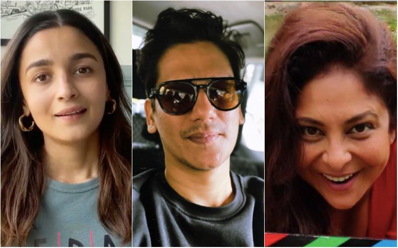 Darlings: Alia Bhatt, Vijay Varma And Shefali Shah Give A Peek Into Their Film; Share Pictures From Reading Session