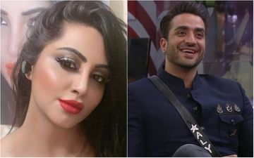 Bigg Boss 14: Arshi Khan Says She Finds Aly Goni DASHING But Is Afraid He Is Too Self- Obsessed To Flirt With