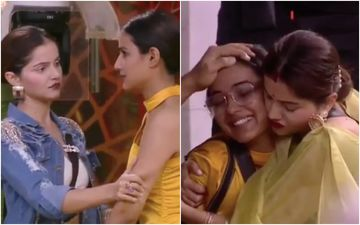 Bigg Boss 14: Jasmin Bhasin On Rubina Dilaik Dreaming About Her, 'Kaash Itna Pyar Unhone Mujhe Tab Diya Hota Jab Mai Waha Par Thi'