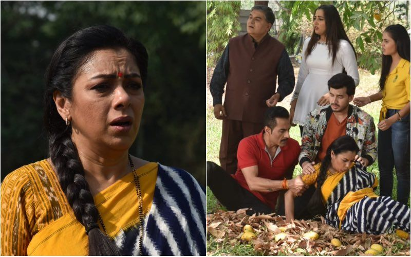Anupamaa: Rupali Ganguly's Character Breaks Down In Front Of The Family After Learning The Truth, Vanraj Tries To Console Her
