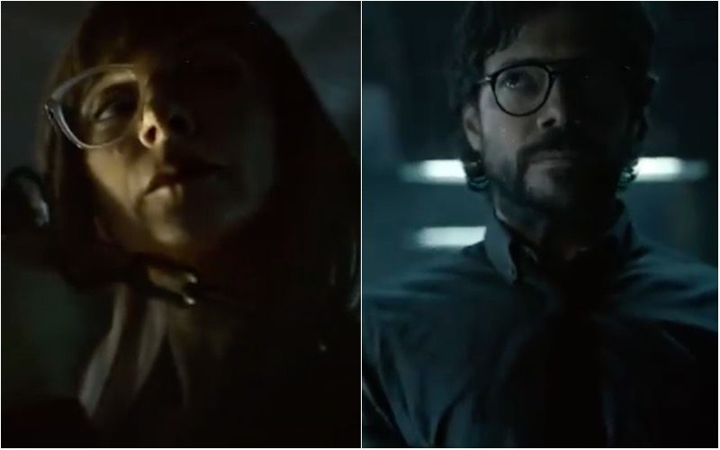 Money Heist 5 Teaser: Alicia Sierra Seizes The Professor In Chains; Is This A Checkmate? Trailer To Drop Next Week- Watch