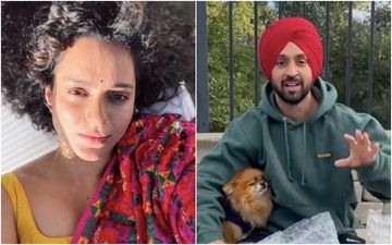 Kangana Ranaut Takes A Dig At Diljit Dosanjh For Enjoying Winters In A Foreign Country; Says: 'Isko Kehte Hain Local Kranti'