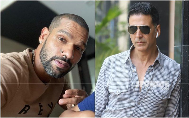 Did Shikhar Dhawan Meet Akshay Kumar On The Sets Of Bachchan Pandey? Shares A Selfie With 'Paaji' In His Character Getup – See Pic