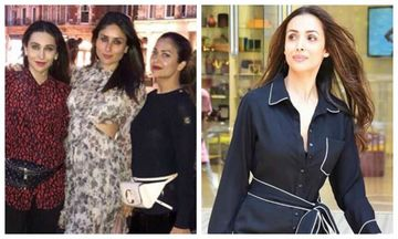 Kareena Kapoor Khan, Karisma Kapoor And Amrita Arora Are Slaying In London But The Photo Looks Incomplete Without Malaika Arora