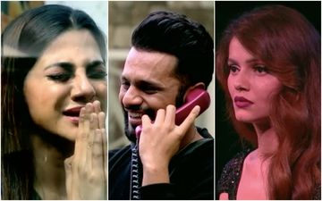 Bigg Boss 14: Nikki Tamboli Breaks Down As She Tries To Rekindle Her Friendship With Rahul Vaidya; Rubina Dilaik Asks Her To Pick A Side
