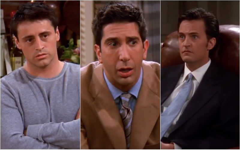 FRIENDS Actors Matthew Perry, David Schwimmer, Matt LeBlanc Give EPIC Reactions To Stars Who Have Never Watched The Iconic Show- VIDEO