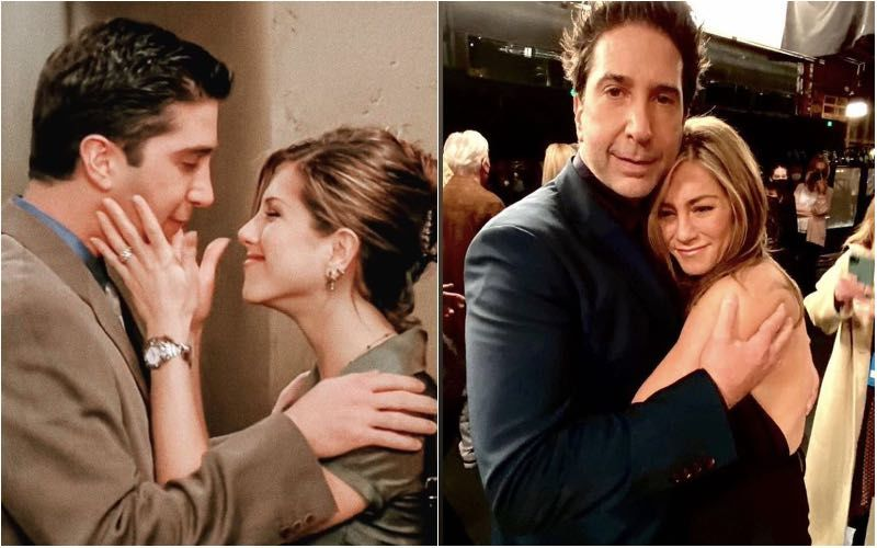 Are Jennifer Aniston And David Schwimmer Really Each Other's Lobster? Rumours Of Them Dating Trigger Hilarious Reactions By Fans