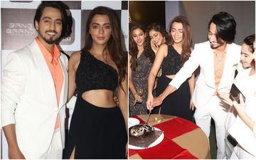 Bang Baang: Faisal Shaikh Aka Mr Faisu And Ruhi Singh Celebrate With Their Friends At A Sundowner Party – See Pics