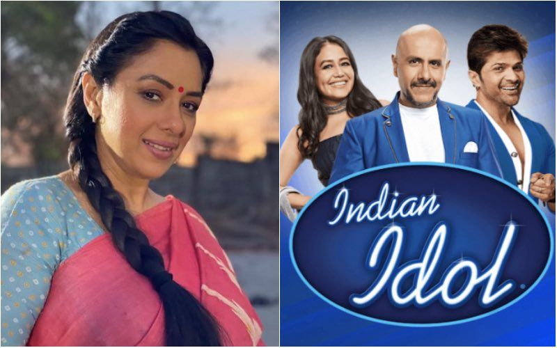 HIT OR FLOP: Rupali Ganguly's Anupamaa Grabs The Top Spot Again; Indian Idol 12 Re-Enters The TRP List