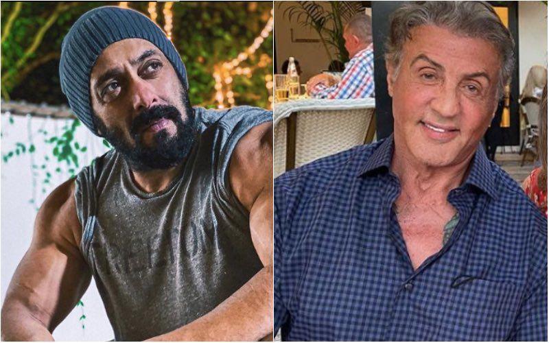 Salman Khan Makes A Smashing Birthday Wish For His Idol And Rambo Star Sylvester Stallone; Says 'Keep Punching'