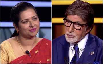 Kaun Banega Crorepati 12: Contestant Runa Saha Creates History On Amitabh Bachchan's Quiz Show; Reaches Hot Seat Without Playing Fastest Fingers First