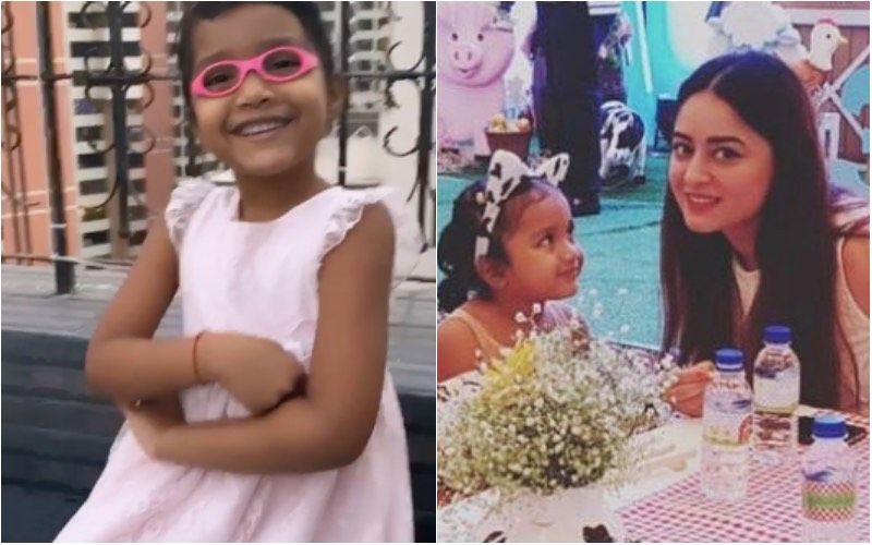 Mahhi Vij Is Elated With Elder Daughter Khushi Learning Coding; Shares Videos Of Her First Class – VIDEO