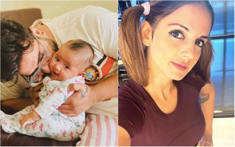 Bigg Boss 14's Aly Goni Drops An Adorable Picture With Niece; Arslan Goni's Rumoured Girlfriend Sussanne Khan Is All Heart