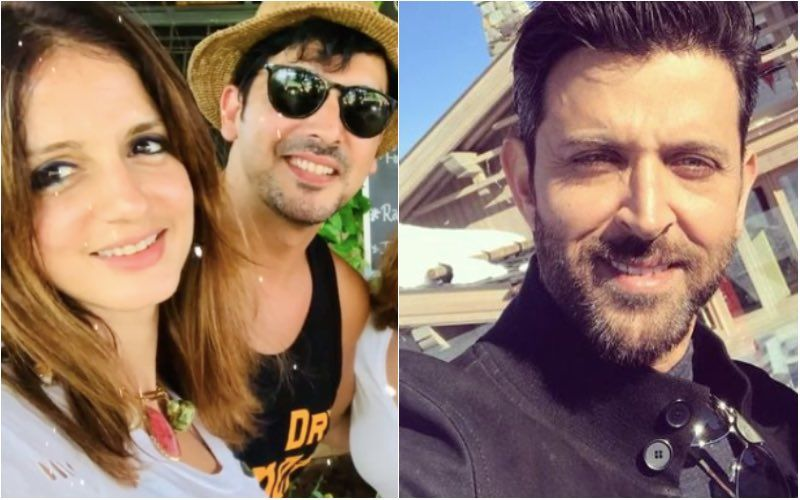 Sussanne Khan Drops A Glimpse Of Brother Zayed Khan's Birthday Bash But His Look Reminds Us Of Hrithik Roshan; Here's How- Watch