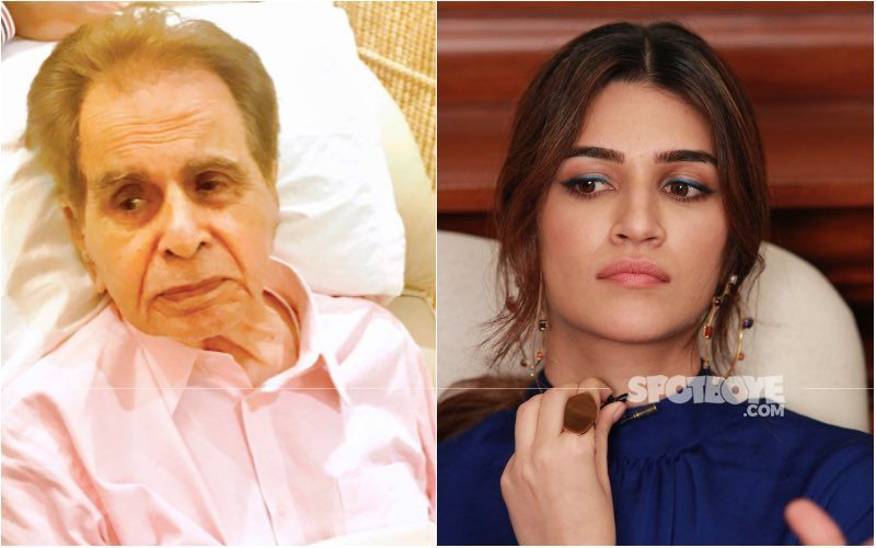 Dilip Kumar Passes Away: Kriti Sanon Urges Media 'To Not Cover Funeral'; Asks Them To 'Put Humanity Before Profession'