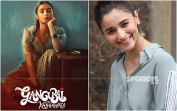 Gangubai Kathiawadi: Alia Bhatt To Shoot A Rally Scene And Will Deliver Speeches; Makers Build An Outdoor Set