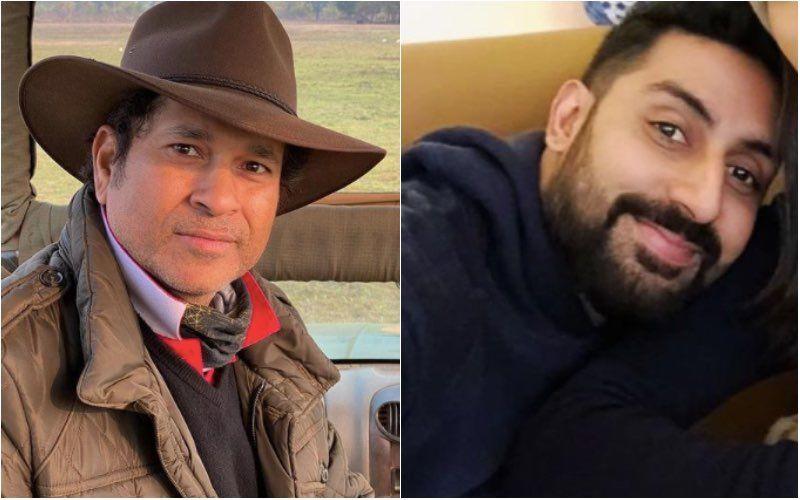 Sachin Tendulkar Tests Positive For COVID-19 Following Mild Symptoms; Abhishek Bachchan Wishes Him Speedy Recovery