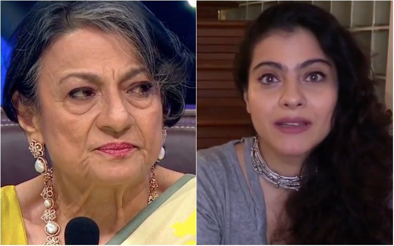 Super Dancer Chapter 4: Special Guest Tanuja Breaks Down After Kajol Reveals The Biggest Gift Her Mother Has Ever Given- Watch