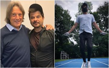 Anil Kapoor Recalls His Struggle WithAchilles Tendon For The Last 10 Years; Says: 'Treatments Took Me From Limping To Walking To Running'