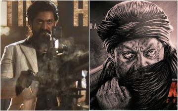 KGF 2 Release Date Announced; Yash And Sanjay Dutt Are All Set To Amaze You On July 16 As Cast Makes Grand Announcement
