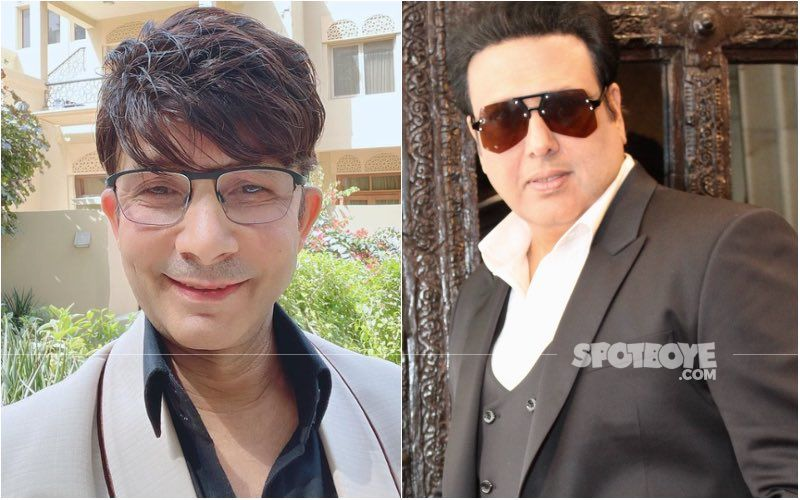 Kamaal R Khan Clears The Confusion After Govinda Reveals He Has Not Been In Touch With KRK For Years; Says 'I Was Not Talking About You'