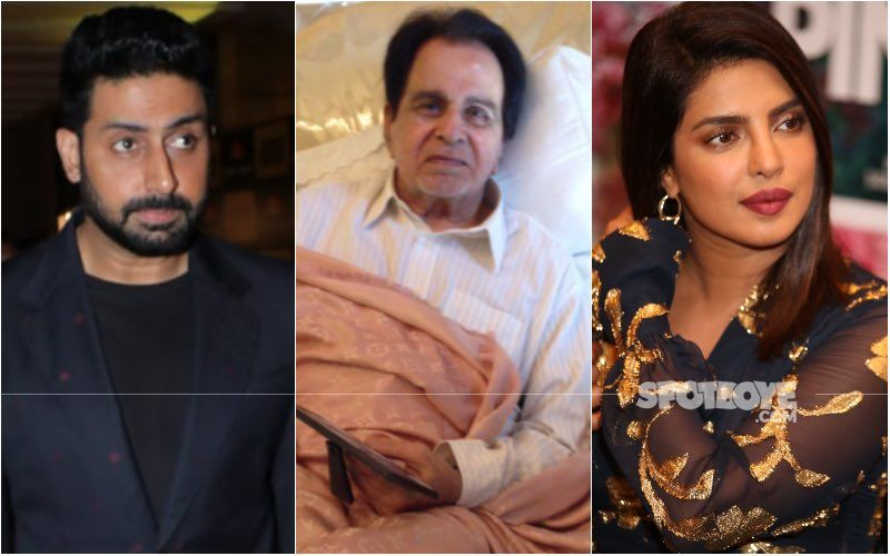 Dilip Kumar Demise: Abhishek Bachchan Reveals An UNKNOWN Story With Late Actor; Priyanka Chopra Says It's 'An End Of An Era'