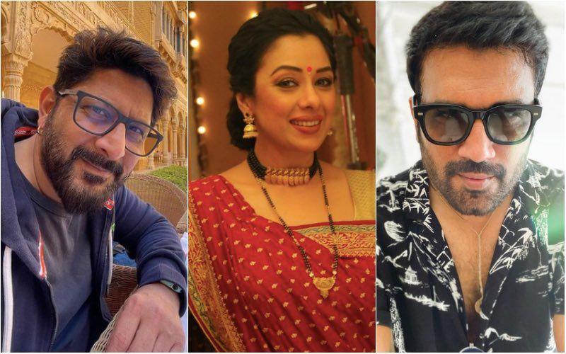 New Character To Enter Anupamaa's Life? Sharad Kelkar, Arshad Warsi And More Have Been Approached To Play Main Man; Say Reports