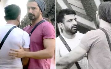 Bigg Boss 14 Jan 14 SPOILER ALERT: Abhinav Shukla Steps In Between Eijaz Khan And Rubina Dilaik's Showdown; Says: 'Do Not Come Closer To My Wife' – VIDEO