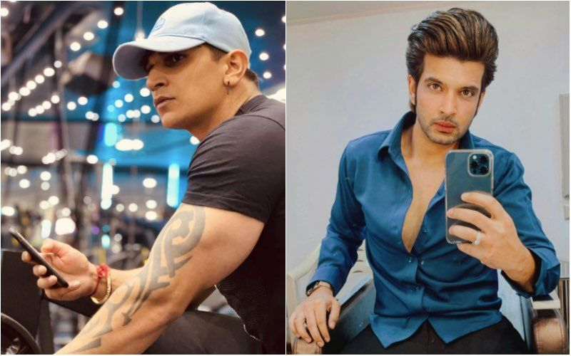 Prince Narula And Karan Kundrra Sweat It Out Together In The Gym Like A Pro; Bigg Boss 9 Winner Says: 'Hum Dono Body Saath Banayege'