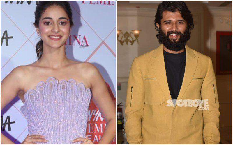 Liger: Ananya Panday Wraps Goa Schedule Of Vijay Deverakonda Starrer And Heads To Enjoy Dinner With Team