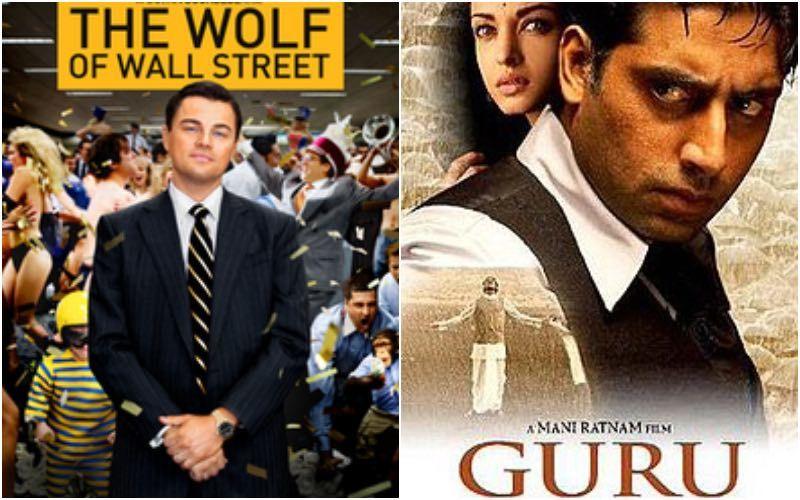 Leonardo DiCaprio's Wolf Of Wall Streets Gets An Epic Abhishek Bachchan 'Guru' Twist; Fans Say, 'The Best Crossover Edit Ever' – VIDEO