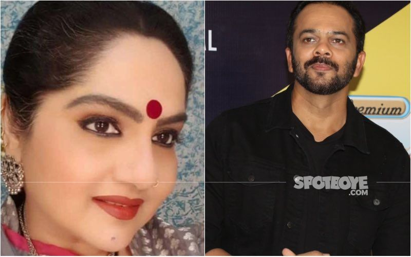 Sasural Simar Ka Actor Shagufta Ali Acquires Help From Rohit Shetty During Her Financial Crisis; Says 'I Am Absolutely Grateful'