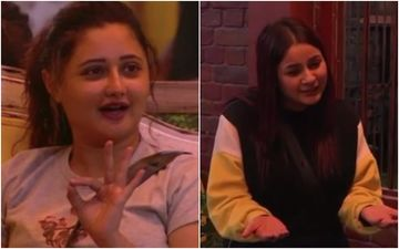 Bigg Boss 13 Unseen Undekha: Shehnaaz Gill Wants To Marry While Rashami Desai's Saas-Bahu Reply Is Killer