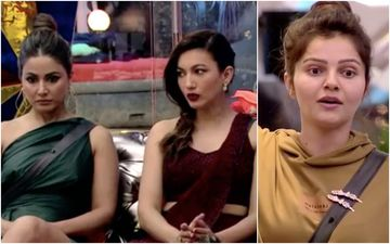 Bigg Boss 14: Hina Khan And Gauahar Khan Feel Rubina Dilaik Is 'In The Wrong Show If She Wants To Listen Only Good Things'