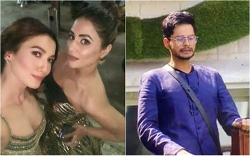 Bigg Boss 14: Toofani Seniors Gauahar Khan And Hina Khan Are All Praises For Evicted Contestant Shardul Pandit