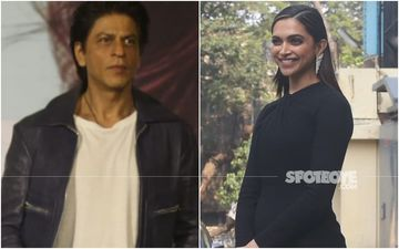 Pathan: Deepika Padukone CONFIRMS Shah Rukh Khan's Return To The Big Screen; Reveals She Is Working With Him In The Will Do An Action Flick