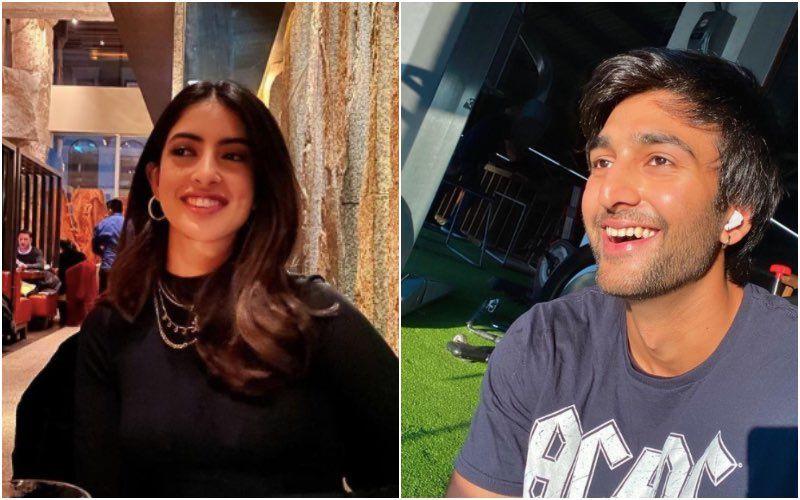 Navya Naveli Nanda Beckons The Starry Night Sky To Wish Rumoured Boyfriend  Meezaan Jafri On His Birthday - PIC Inside