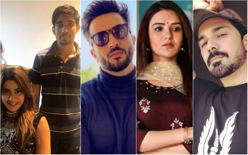 Bigg Boss 14's Nikki Tamboli's Brother Passes Away;  Co-Contestants Jasmin Bhasin, Abhinav Shukla, Aly Goni Express Grief And Extend Condolences