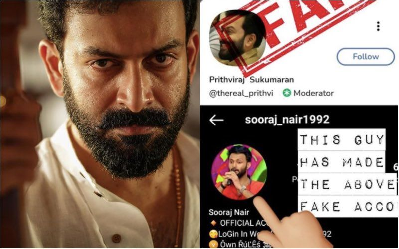 Malayalam Actor Prithviraj Sukumaran Slams An Imposter Before Going On To Motivate Him In The Most Genuine Way
