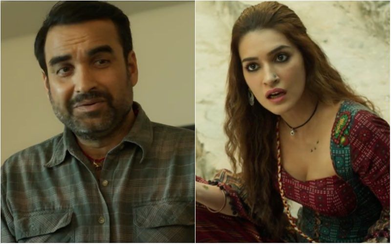 Mimi Trailer OUT: Kriti Sanon, Pankaj Tripathi, Sai Tamhankar's Pregnancy Drama Woven With Comedy- Watch